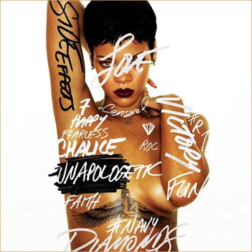 Rihanna alcanza Disco de Oro en Colombia con Unapologetic