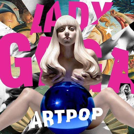 Lady Gaga obtiene disco de oro en Colombia por Artpop