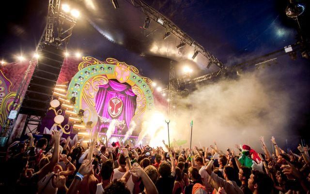 Puedes disfrutar del Tomorrowland vía streaming