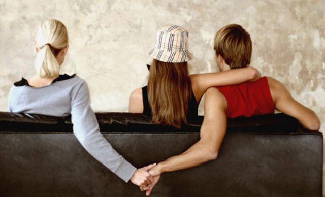 ¿Has tenido más de dos amores al tiempo?