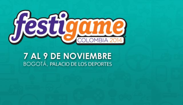 ¡Lo que estabas esperando! Festigame Colombia 2014
