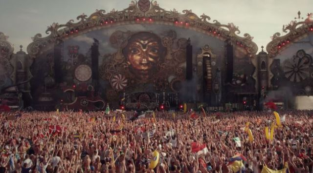 Publican resumen oficial del Tomorrowland 2014