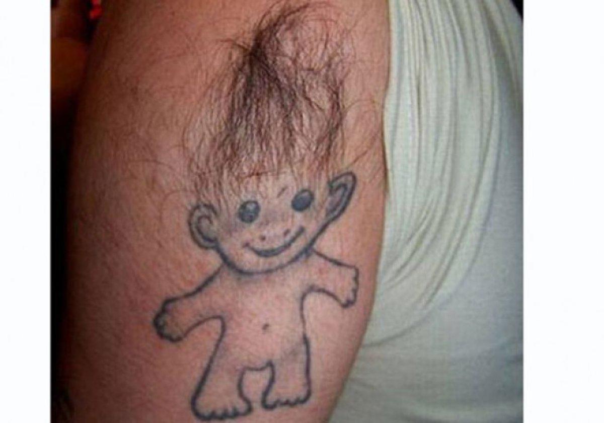 Esta selección de tatuajes 'frikies' te sorprenderá