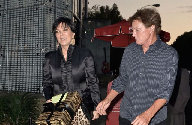Kris Jenner se siente avergonzada de estar con Caitlyn
