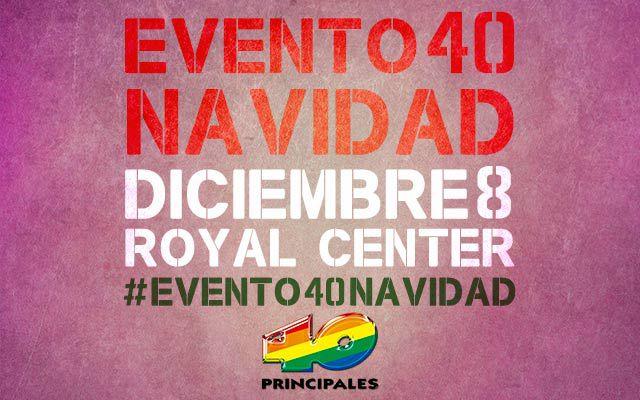 40 principales espana vivo: