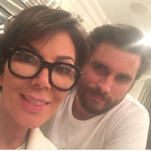 ¿Kris Jenner estaba enamorada del ex esposo de su hija Kourtney?