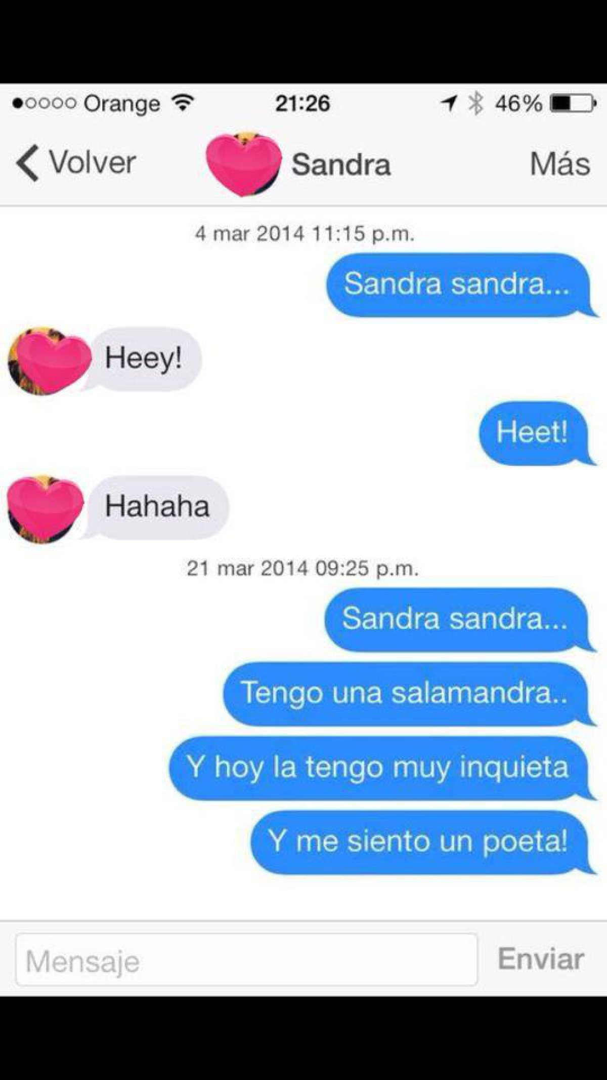 Tinder Español sexo