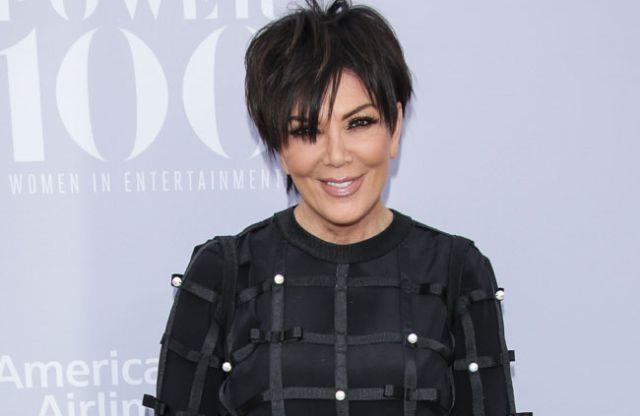 Kris Jenner se somete a una operación en el dedo corazón