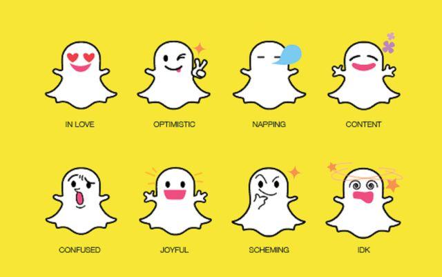 La nueva actualización de Snapchat te hará más feliz que nunca
