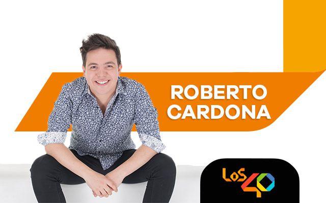 Roberto Cardona en LoMás40