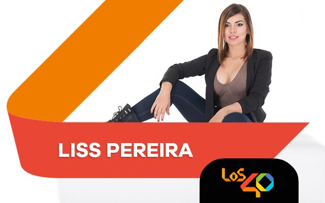 Liss Pereira en El Morning de 40