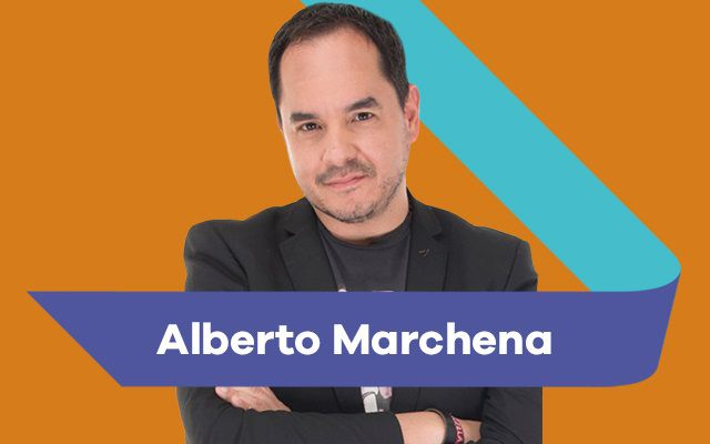 Alberto Marchena, director y conductor de El Morning de 40