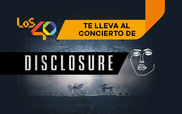 Disclosure viene a Colombia en el mes de Septiembre
