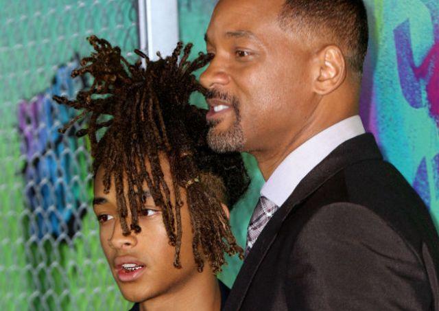 Will Smith habla por primera vez de las fotos de su hijo Jaden