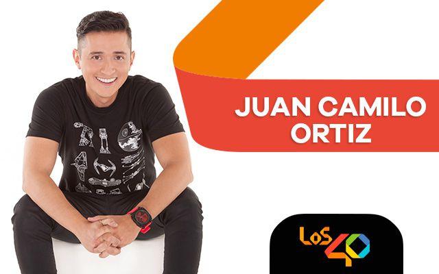 Juan Camilo Ortiz hace parte de Los 40