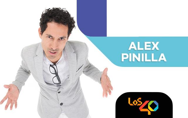 Alex Pinilla, la voz que no te puedes perder en Los 40