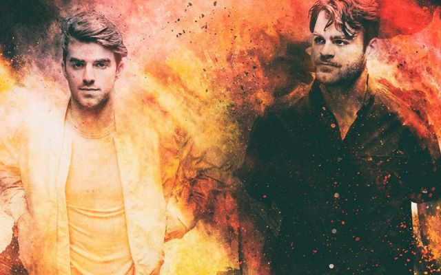 The Chainsmokers llega a la cima en 'Del 40 al 1'