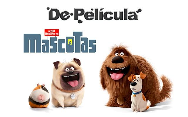 Escucha el programa de #DePelícula de 'La vida secreta de tus mascotas'