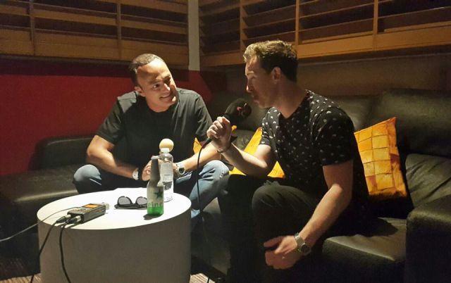 Luis López entrevista a Hardwell en un Especial desde el Mambo de Ibiza