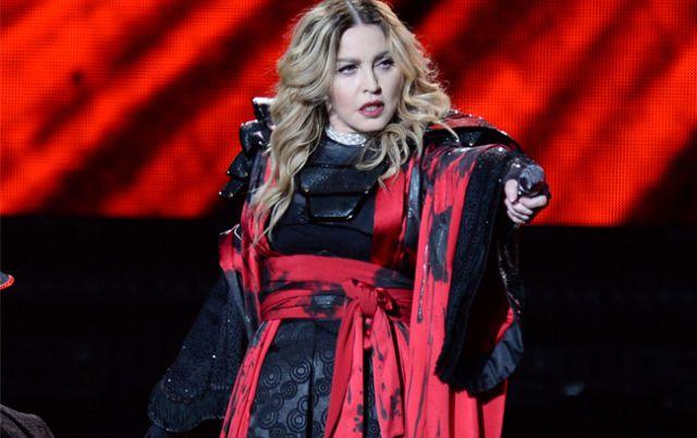 Madonna ofrece sexo oral por votos