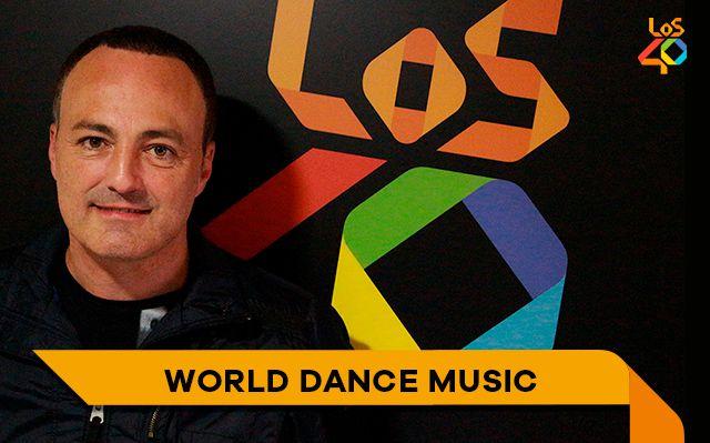 Hoy el World Dance Music desde el Ade en Amsterdam