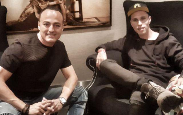 Luis López realiza un WDM especial desde Amsterdam con Nicky Romero!