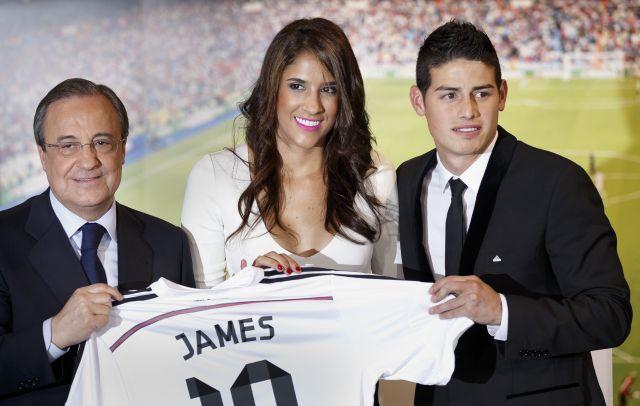 La infidelidad que Daniela Ospina le pilló a James Rodríguez
