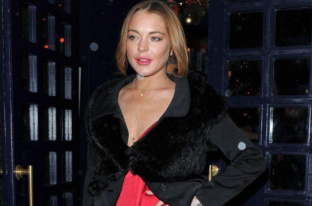 Lindsay Lohan trabaja en la secuela de 'Chicas Pesadas'