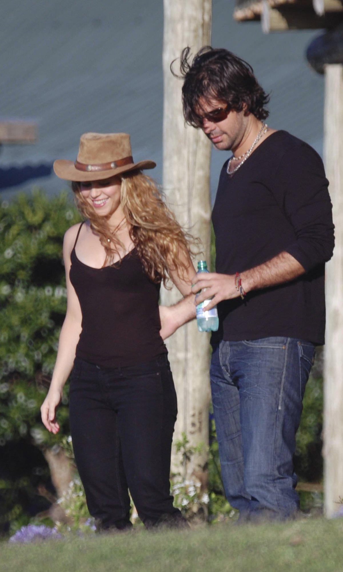 La mujer por la que Antonio de la Rúa superó la ruptura con Shakira