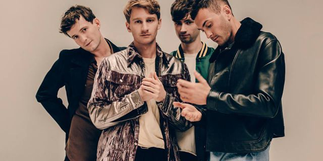 Glass Animals llegará con su música en Lollapalooza 2017