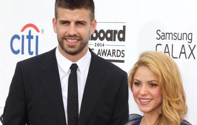 Gerard Piqué se vuelve estilista personal de Shakira