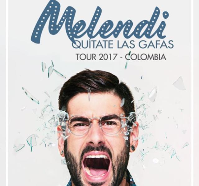 Boletas a la venta para el concierto de Melendi a partir de hoy