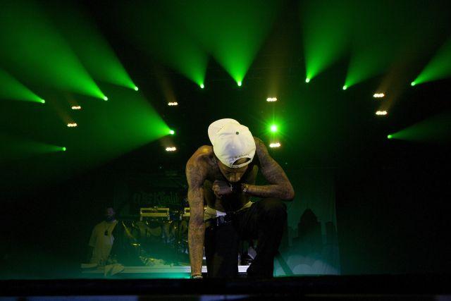 Wiz Khalifa en vivo en el Estéreo Picnic