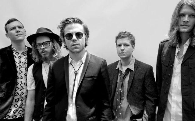 Cage The Elephant con su potente sonido en Lollapalooza 2017
