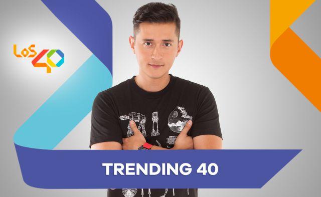 #Trending40 Juan Camilo Ortiz y las mejores noticias del entretenimiento