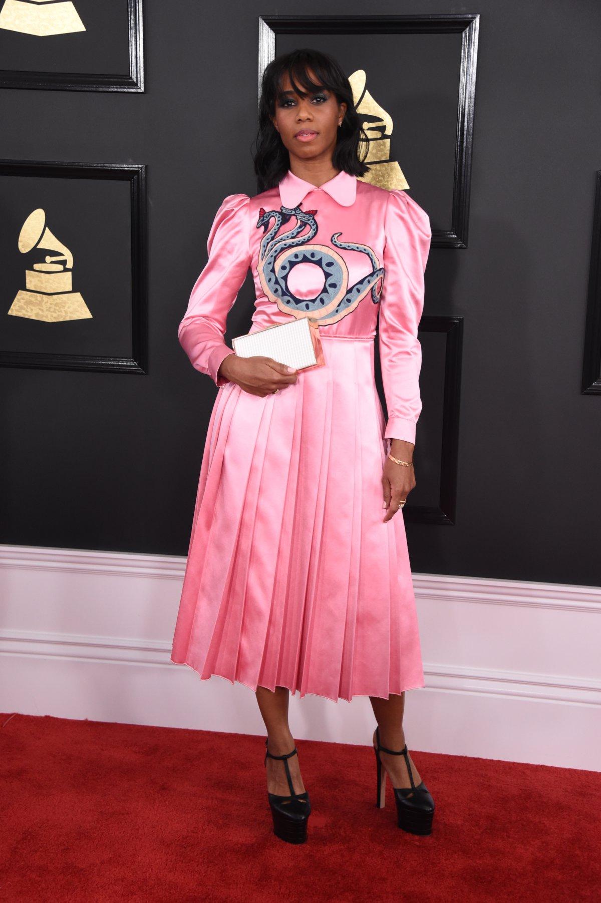 Los peores vestidos en los premios Grammy 2017 | Fotogalería | Radio ...