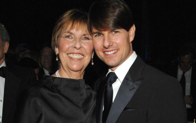 Murió la madre del famoso actor Tom Cruise
