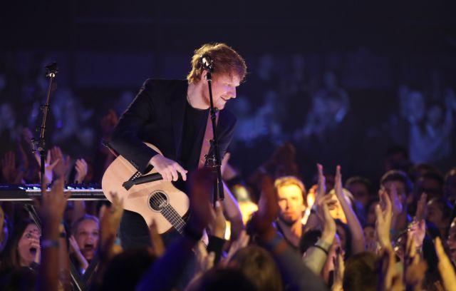Vive el Ed Sheeran Party con LOS40