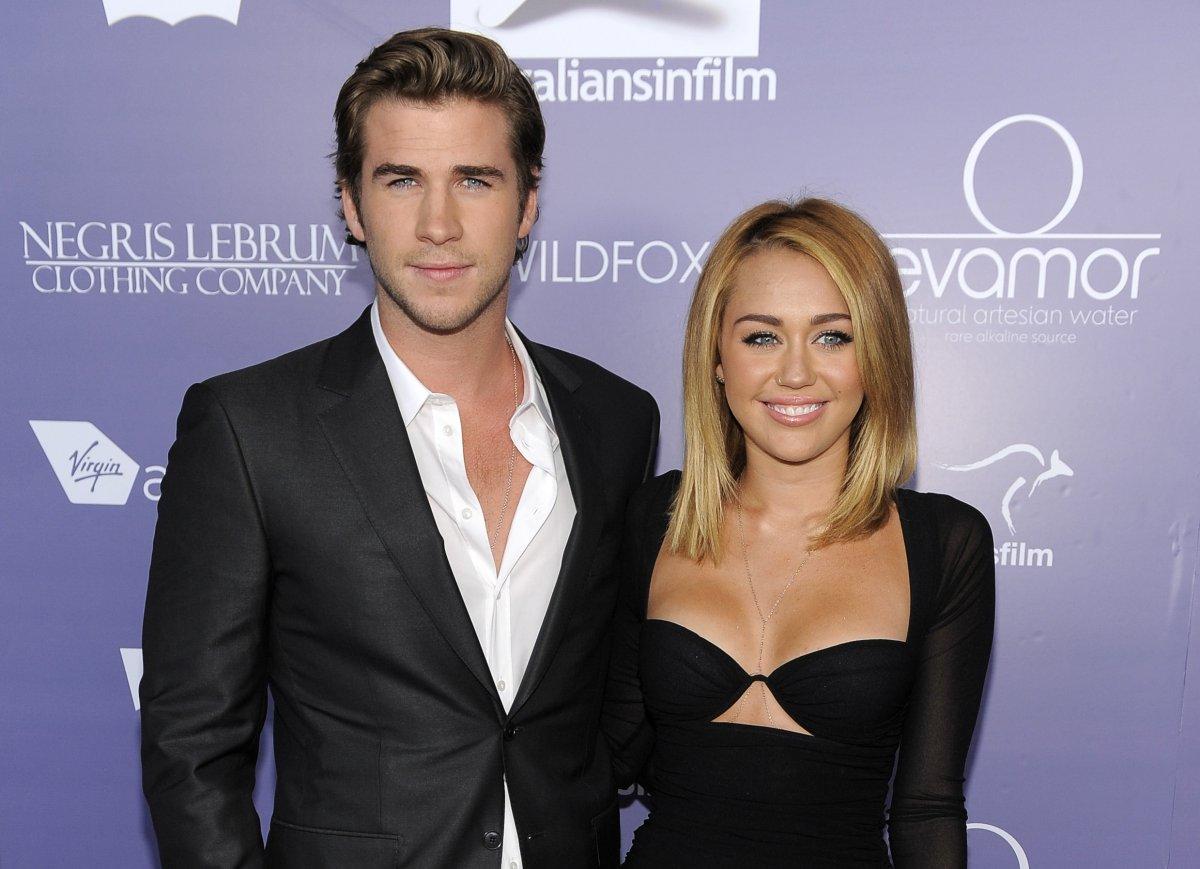 Filtran fotos del matrimonio de Miley Cyrus y sus seguidores no lo pueden creer