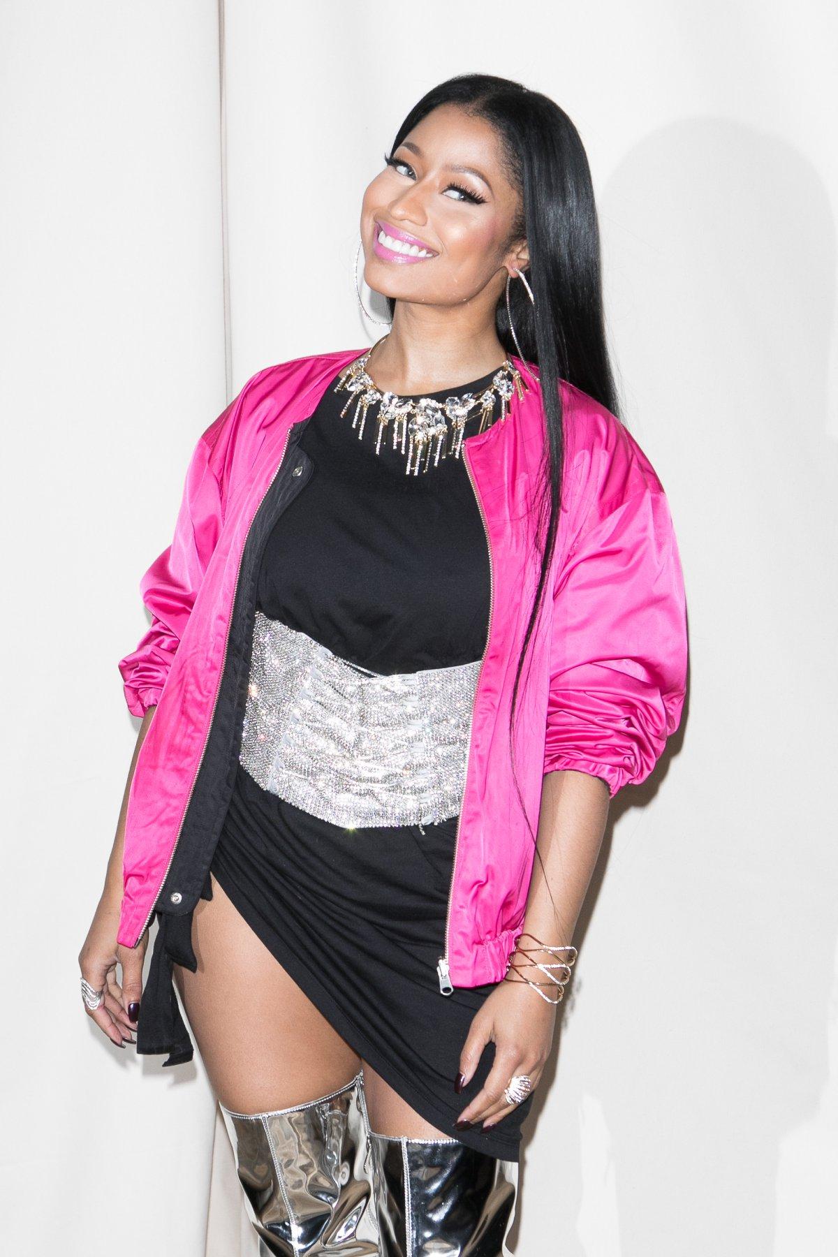 El desastroso 'twerking' de Nicki Minaj que avergonzó a sus fervientes seguidores