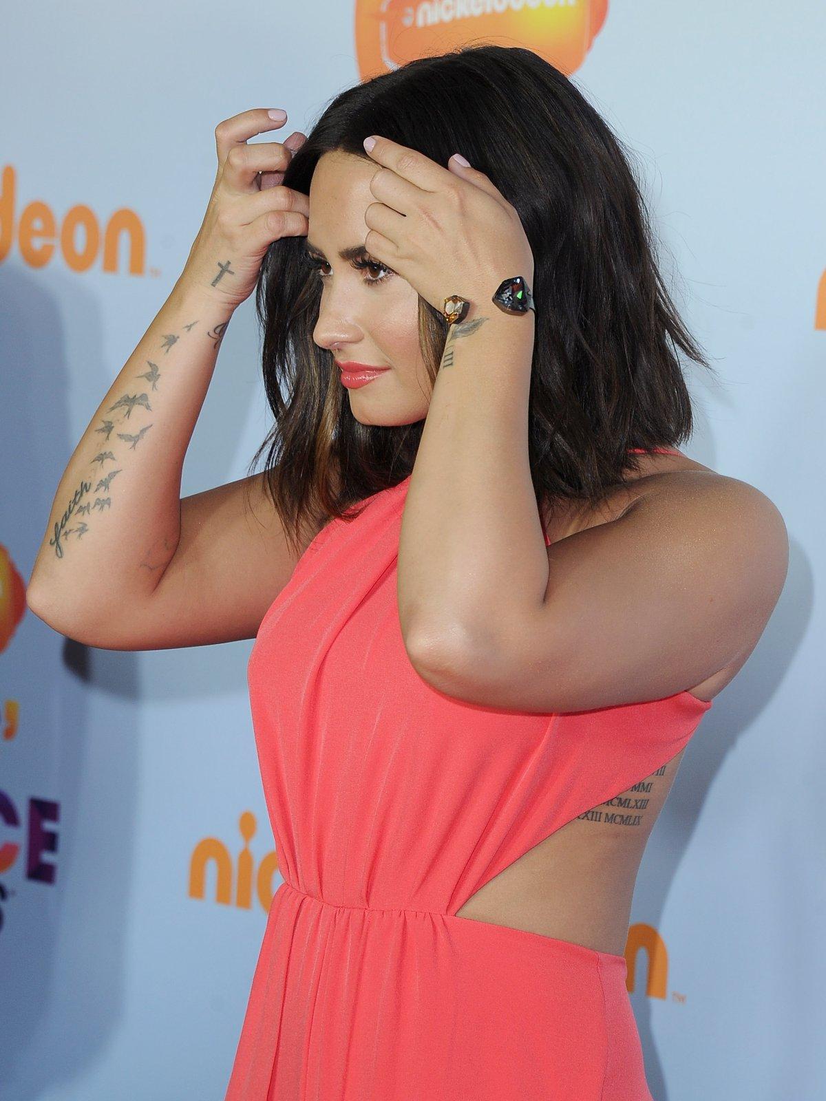 El drástico cambio de look de Demi Lovato que muchos aún no pueden creer