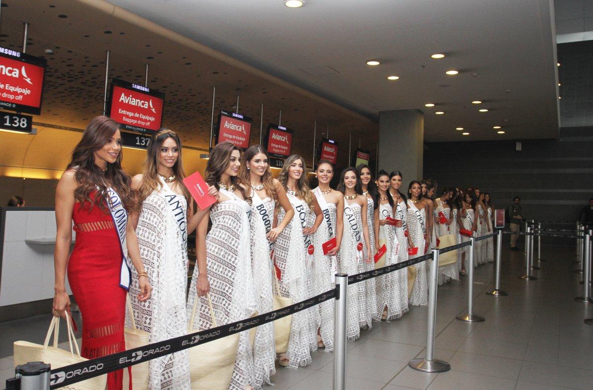 Filtran el nombre de la próxima Señorita Colombia