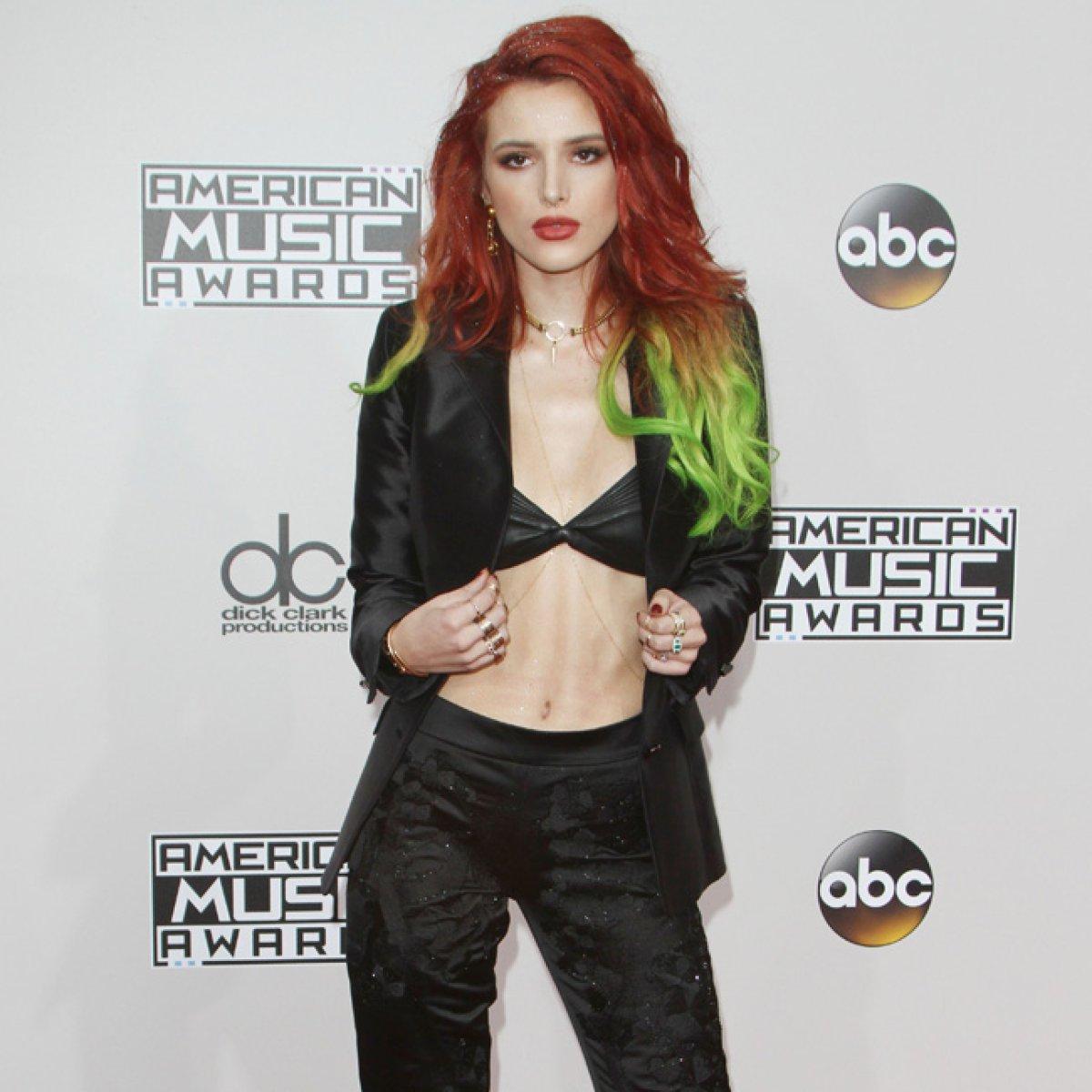 El drástico cambio de look de Bella Thorne que sus seguidores no pueden creer