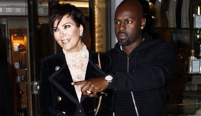 Kris Jenner podría haber puesto fin a su romance con Corey Gamble