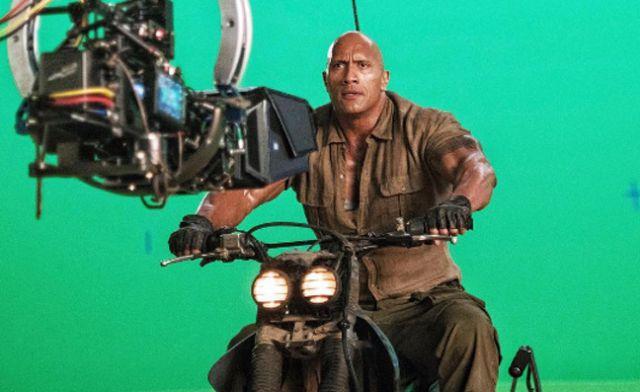 El 'remake' de 'Jumanji' es un homenaje a la película original de 1995