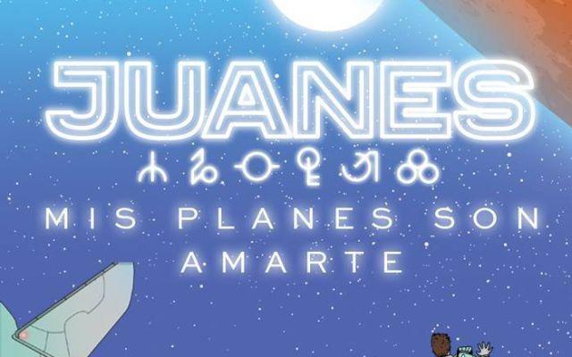 Juanes presenta 'Angel' de su álbum 'Mis planes son amarte'