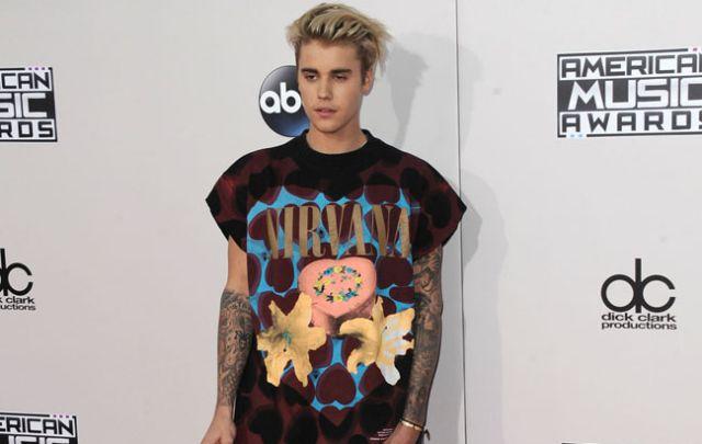 Justin Bieber ya está en Colombia y esta foto lo comprueba
