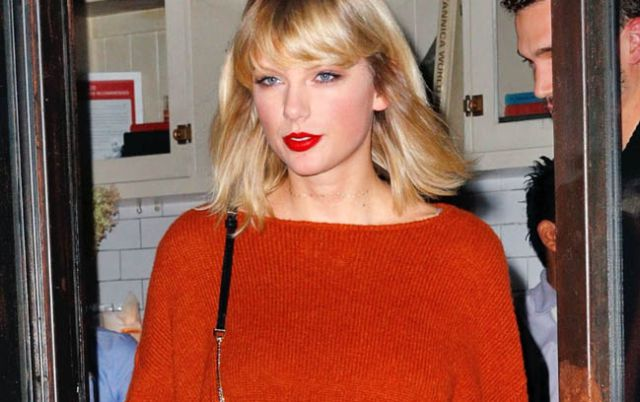 ¿Dónde está Taylor Swift?