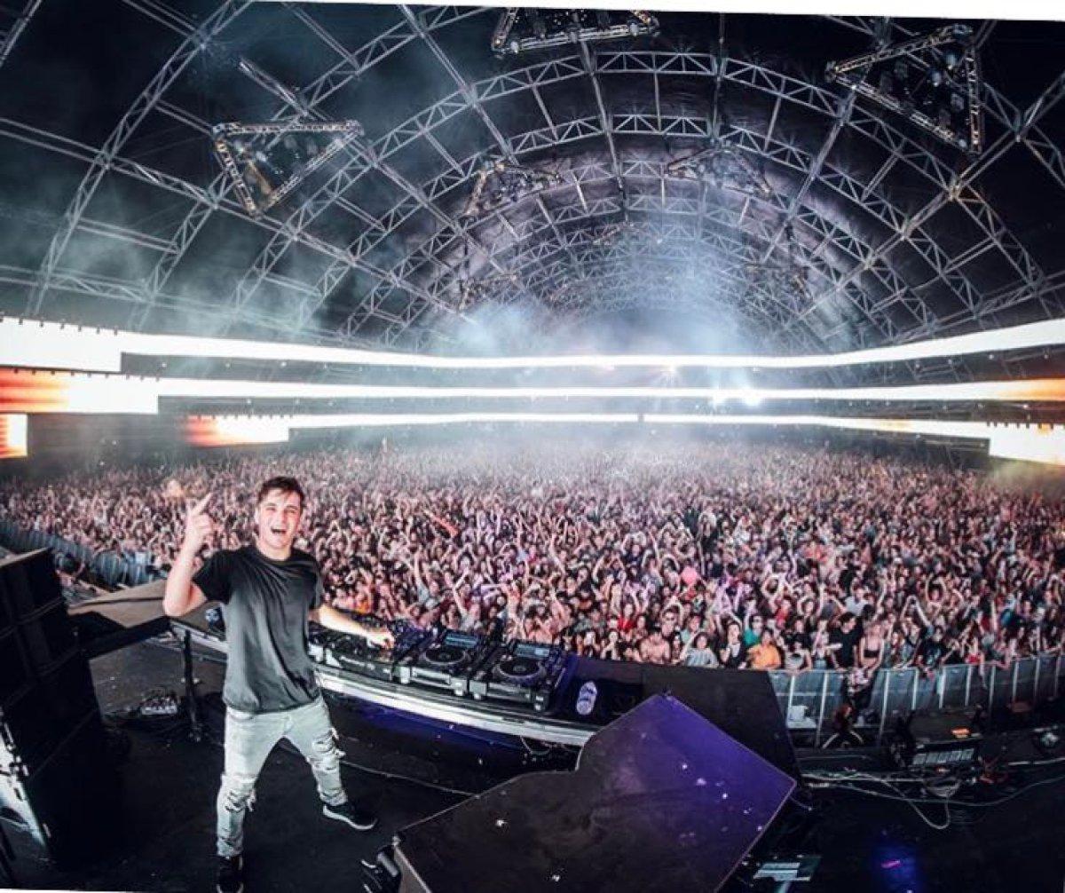 Martin Garrix el más esperado en Coachella 2017