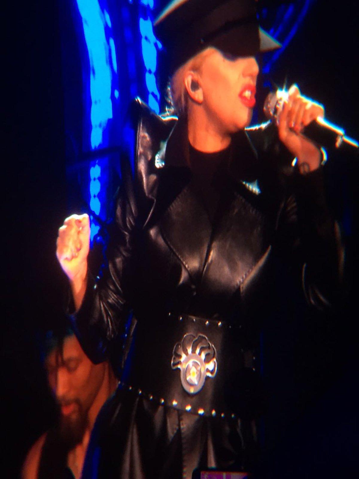 Lady Gaga, toda una estrella en Coachella 2017